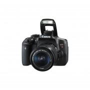 Cámara Reflex Canon Rebel T6i 24.2 M.p Kit Lentes 18-55 Y 55-250 Wifi