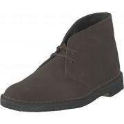 Clarks Desert Boot Brown Suede, Skor, Kängor och Boots, Chukka boots, Brun, Herr, 41