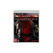 Game Metal Gear Solid V: The Phantom Pain - One Day Edition - PS3