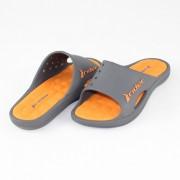 Papuci de strand Rider Grey-Orange