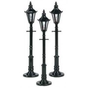 Mike&Apos;S Train House Mth30 1062 Black&Quot;O&Quot;Lamp Set Hexagonal