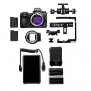 Nikon Z6 Essential Movie kit (adapter FTZ + Atomos Ninja V 4K-recorder + SmallRig kamerabur + tbh)