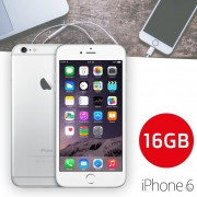 Apple iPhone 6 16GB Wit/Zilver Refurbished