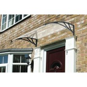 Direct Xpress Limited £25.99 for a door canopy - choose between two colours from Personal Choice