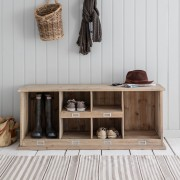 Chedworth Welly Locker, Low