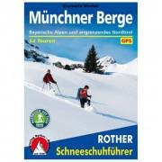 Bergverlag Rother Münchner Berge Guide escursionismo