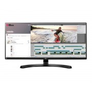 "LG ELECTRONICS LG 34UM88 34"" Ultra-Wide Quad HD LED Negro pantalla para PC"