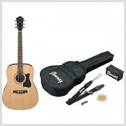 Akustická gitara V50NJP-NT Jam Pack Ibanez v štartovacom sete Ibanez