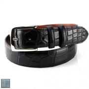 Jacob Hill Leather Alligator 1 1/2 Leather Belts【ゴルフ ゴルフウェア>ベルト】