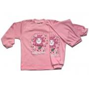Dievčenské pyžamo – FLOWER, bl. ružové veľkosť.: 104