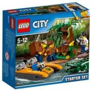 LEGO City set de jungla pentru incepatori 60157