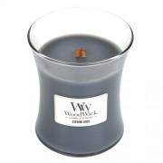 WoodWick Lumânare parfumată Evening Onyx 275 g