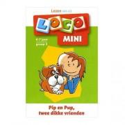Mini Loco-Pip and Puppy two fat friends (6-7)