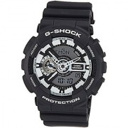 Casio G-Shock Analog-Digital White Dial Mens Watch - GA-110BW-1ADR (G620)