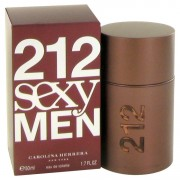 212 Sexy Eau De Toilette Spray By Carolina Herrera 1.7 oz Eau De Toilette Spray