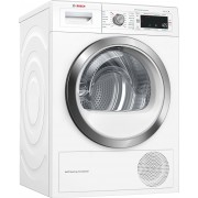 Bosch WTW87561GB 9kg Heat Pump Tumble Dryer-White