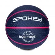 Kosárlabda labda Spokey MAGIC kék rózsaszín, méret 7