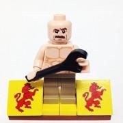 MinifigurePacks: Lego Indiana Jones Bundle(1) GERMAN AIRPLANE MECHANIC(1) FIGURE DISPLAY BASE(1) FIGURE ACCESSORY