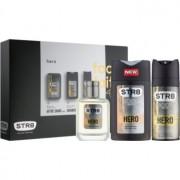 STR8 Hero coffret gel de duche 250 ml + loção after shave 50 ml + desodorizante em spray 150 ml