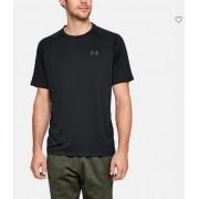 UNDER ARMOUR - tričko KR TECH SS black Velikost: XL