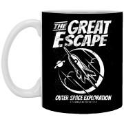 The Great Escape - 11 oz Ceramic Mug - 259