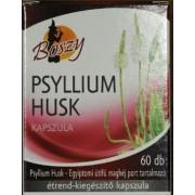 Éhségcsökkentő-teltségérzetet keltő növényi rost, Psyllium Husk kapszula