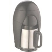 Sun Collections sunremedies_coffeemakers_26 8 Cups Coffee Maker(Grey)