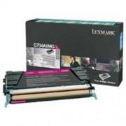 Toner Lexmark C734A1MG magenta, C734 C736 X734 X736 X738 6000 str.