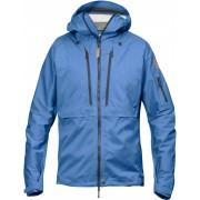 FjallRaven Keb Eco-Shell Jacket - UN Blue - Vestes de Pluie XL