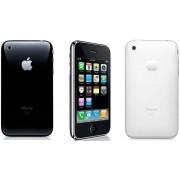 iPhone 3GS Bakstycke Byte (Vit)