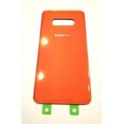 Tampa traseira para Samsung Galaxy S10e Flamingo Pink