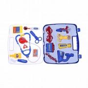 Rrimin Kids Plastic Medical Tools Doctor Nurse Roleplay Set Baby Educational Tool