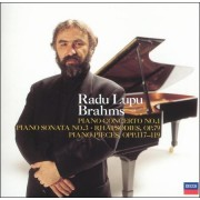 Radu Lupu - Radu Lupu Plays Brahms (CD)