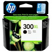 HP CC 641 EE Svart No. 300 XL