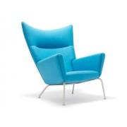 Design Town Fotel Skrzydło - inspirowany proj. Wing Chair Wełna
