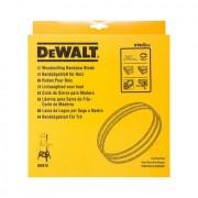 Lama pentru fierastrau cu banda taiere lemn 3m DeWalt - DT8480