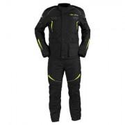 Jopa Omega V2 suits (Jack+Pants) - Zwart-Geel - Zwart-Geel - Size: Medium