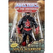 Masters Of The Universe Classics Ninja Warrior Action Figure [Evil Ninja Master]