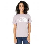 The North Face Short Sleeve Half Dome T-Shirt Ashen PurpleTNF White