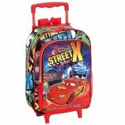 Troler gradinita Cars Street BTS
