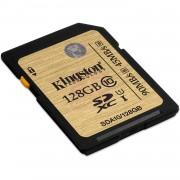 Kingston Ultimate - Carte mémoire flash - 128 Go - UHS Class 1 / Class10 - 300x - SDXC