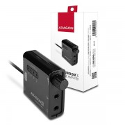 AXAGON ADA-HP USB HQ Audio+Amplifier