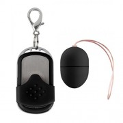SHOTS TOYS Vibrating Wireless Egg 10-speed Small Black