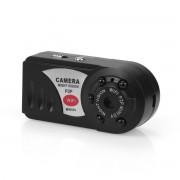 Mini videocamera P2P WiFi portatile LKM Security Telecamera IP mini DV con rilevatore di movimento e funzione di visione notturna per iPhone Android iPad PC