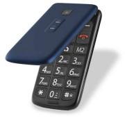 Multilaser Celular Flip Vita Dual Chip MP3 Azul Multilaser - P9020 P9020
