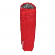 dormit sac mumie Spokey GLOBTROTTER roșu