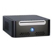 Inter-Tech Q-5 - Desktop Slimline - Mini-ITX