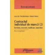 Contractul Individual De Munca 2 . Practica Judiciara - Lucia Uta Florentina Rotaru