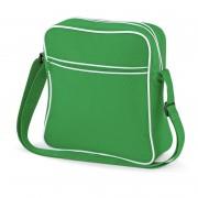 Cestovní taška Retro - zelená