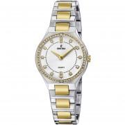 Reloj F20226/1 Dorado Festina Mujer Acero Clasico Festina